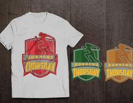 Nro 24 kilpailuun Design a logo & T-shirt for a running club käyttäjältä HomelessChicken
