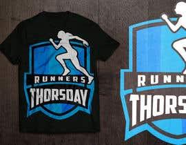 Nro 29 kilpailuun Design a logo & T-shirt for a running club käyttäjältä HomelessChicken