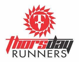 Nro 10 kilpailuun Design a logo & T-shirt for a running club käyttäjältä moilyp