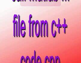 #11 para call matlab m file from c++ code cpp por sanart