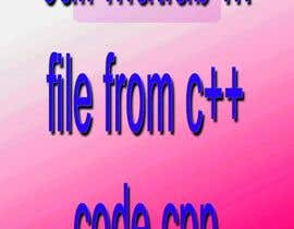 #15 para call matlab m file from c++ code cpp por sanart