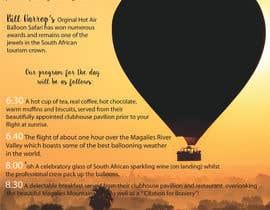 #9 untuk Chaine Balloon Event oleh jassna