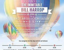 #14 untuk Chaine Balloon Event oleh hibaturrahman51