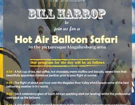 #17 untuk Chaine Balloon Event oleh abdulmoeedkhan5