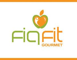 #72 for Projetar um Logo for FiqFit Gourmet by Rushiad
