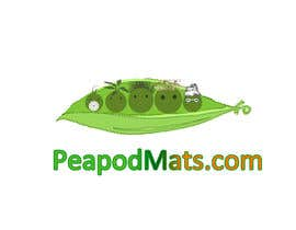 #31 for Design a Logo for PeapodMats by Cubina