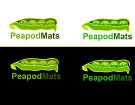 #14 for Design a Logo for PeapodMats af iftawan
