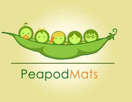 #43 for Design a Logo for PeapodMats af kmezap