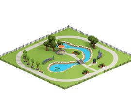 #30 para 100 isometric building designs for iPhone/Android city building game de ThatsHowIDoThis