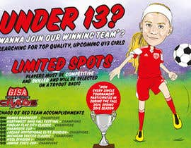 #6 for Design a Flyer for Advertisement for Soccer team af hpmcivor