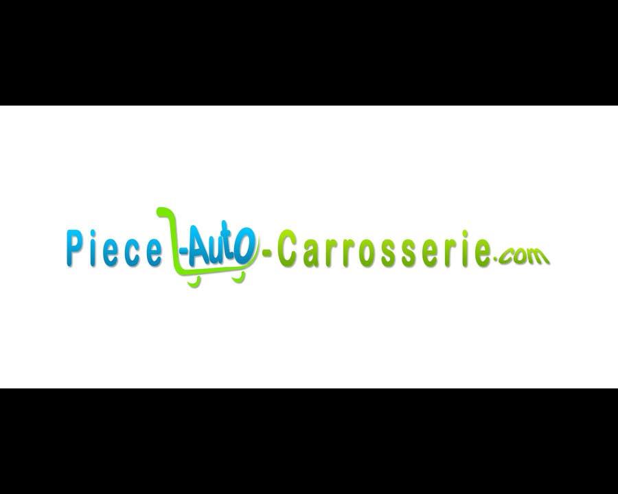 Penyertaan Peraduan #72 untuk Logo Piece-Auto-Carrosserie.com