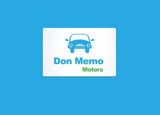 Konkurrenceindlæg #1 for Design a Logo for a Car Dealership