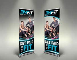 #37 for Design a Banner for 3NFIT by Guru2014