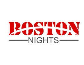 "bestdesigner12 tarafından Design a Logo for ""Boston Nights"" için no 45"