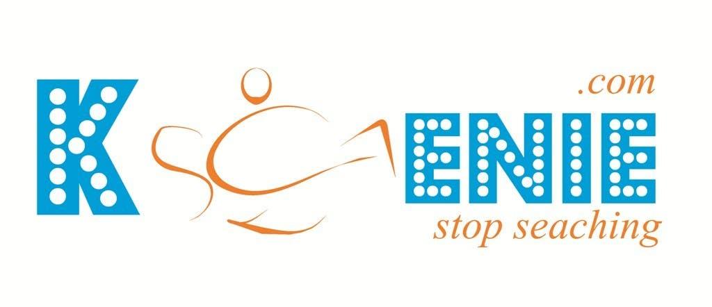 Konkurrenceindlæg #                                        278                                      for                                         Logo Design for KGenie.com