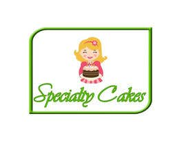 #37 for SPECIALTY CAKES LOGO by tgandionco