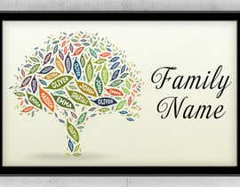 #9 for Design for Family Tree picture af emmawilliamNY