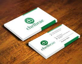 #32 para Design some Business Cards for ChefBrae por ghaziaziz