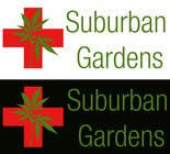 Graphic Design Contest Entry #2 for Logo Design for Suburban Gardens - A solar-powered, veteran owned indoor collective