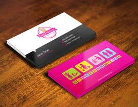 #133 untuk Design some Business Cards for Canadian company oleh gohardecent