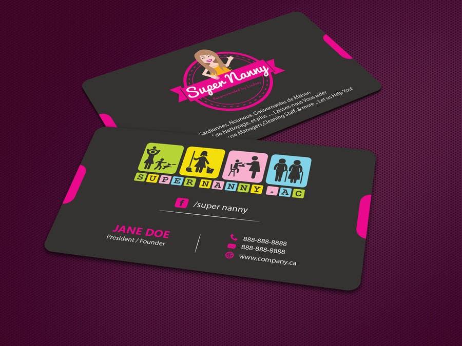Inscrição nº 171 do Concurso para Design some Business Cards for Canadian company