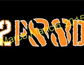 #5 for Design a Logo for 2POOD tiger af MarcoMancin