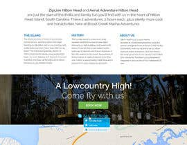 #4 for RE-DESIGN home page with modern look, that's fun, exciting, professional, and converts!! af Azavedo