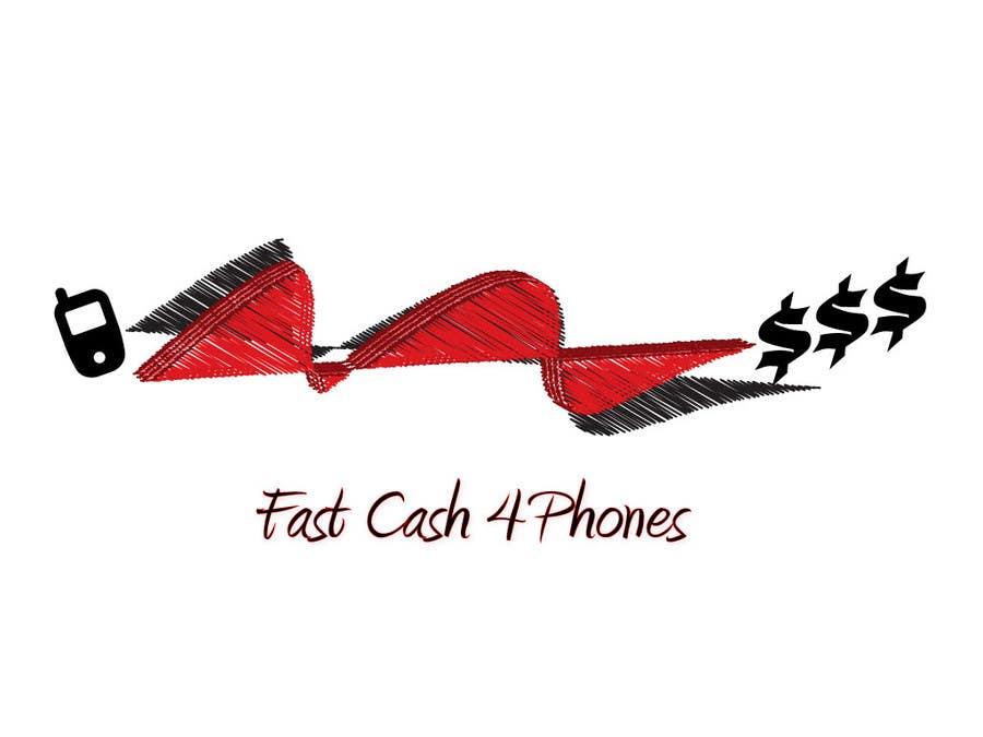 Entri Kontes #                                        22                                      untuk                                        Logo Design for Fast Cash 4 Phones