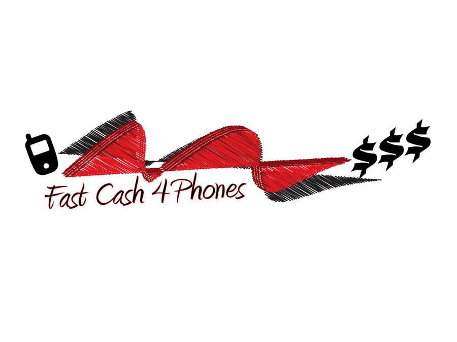 Entri Kontes #                                        25                                      untuk                                        Logo Design for Fast Cash 4 Phones