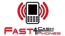 Graphic Design Entri Kontes #78 untuk Logo Design for Fast Cash 4 Phones
