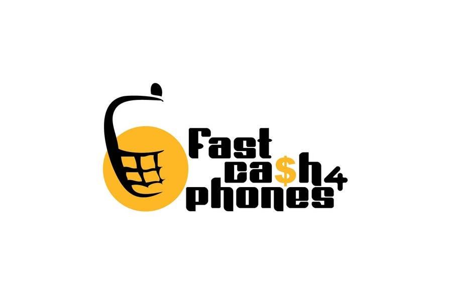 Inscrição nº 57 do Concurso para Logo Design for Fast Cash 4 Phones