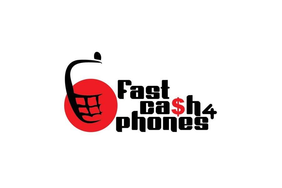 Inscrição nº 56 do Concurso para Logo Design for Fast Cash 4 Phones