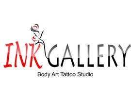 #23 para Design a Logo for The Ink Gallery por Dax79