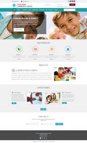 #2 cho Website Mockup for Chinese School bởi ankisethiya