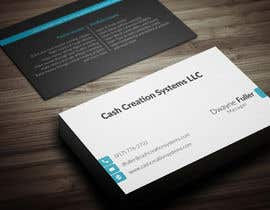 Fgny85 tarafından Design some Business Cards for Cash Creation Systems için no 50