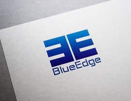 "#6 for Design a Logo for a company ""Blue edge"" af asnpaul84"