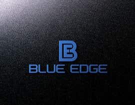 """starlogo01 tarafından Design a Logo for a company """"Blue edge"""" için no 137"""