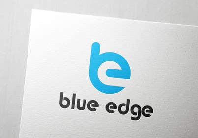 "affineer tarafından Design a Logo for a company ""Blue edge"" için no 214"