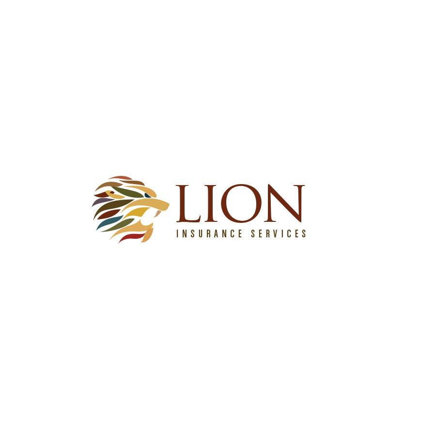 Kilpailutyö #107 kilpailussa Design a Logo for lion insurance services