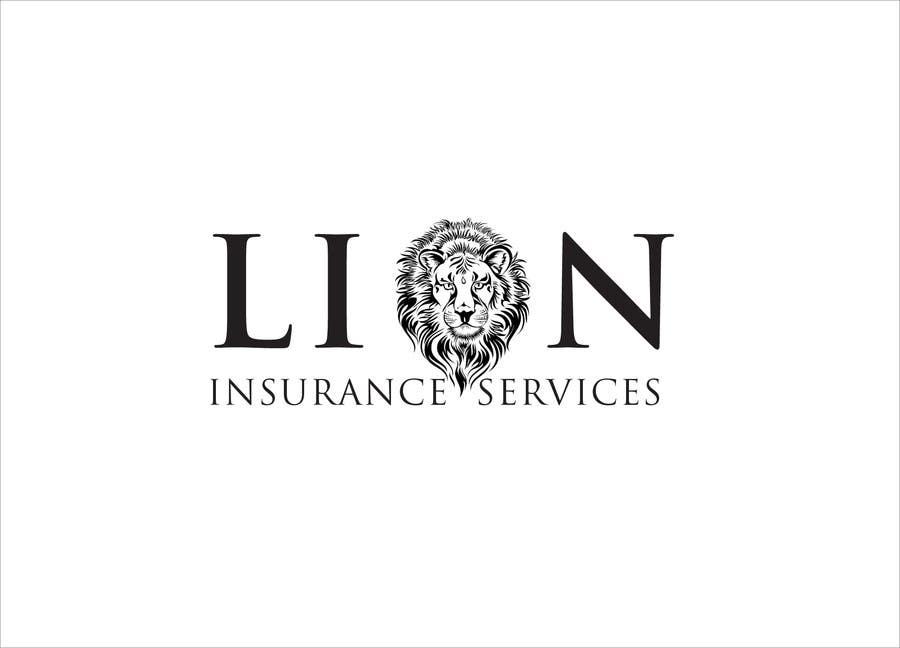 Kilpailutyö #112 kilpailussa Design a Logo for lion insurance services