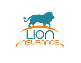 #102 for Design a Logo for lion insurance services by VEEGRAPHICS