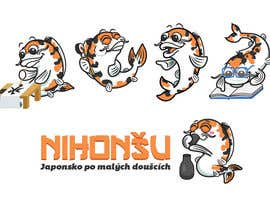 #13 untuk Japan blog mascot with few variants oleh dgpaolacastaneda
