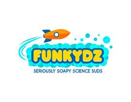 #9 for Kids Super science bath product logo af Chaddict