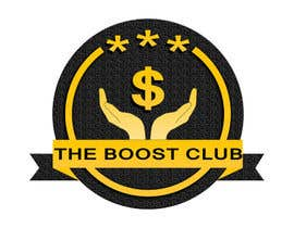 "#98 untuk Design a Logo for a school fundraising club called ""The Boost Club"" oleh nazrulislam277"