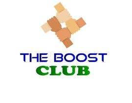 "#21 para Design a Logo for a school fundraising club called ""The Boost Club"" por muhammadjunaid65"