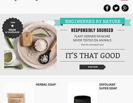 #2 untuk Design a better website to sell soaps oleh erinschnittker