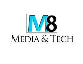 #27 para M8 Media & Tech LLC. por shafique8573
