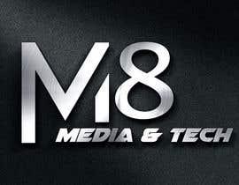 #72 para M8 Media & Tech LLC. por designerdesk26