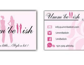 yasenkanev tarafından Design a new Logo and new Business card For a Female Fashion Company using our old logo için no 57