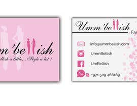 yasenkanev tarafından Design a new Logo and new Business card For a Female Fashion Company using our old logo için no 58